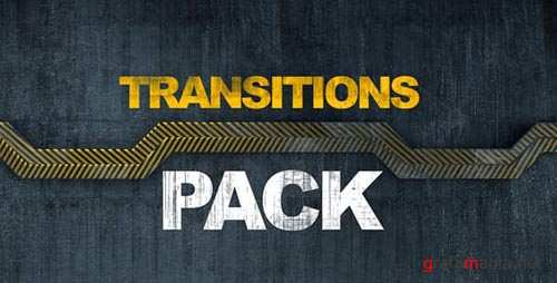 Metal Transitions Pack - After Effects Project (Videohive)