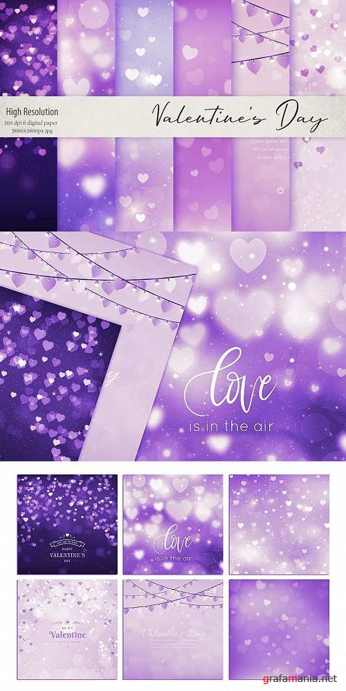 Valentine's Day Backgrounds - 72449