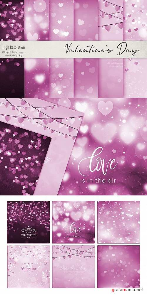 Valentine's Day Backgrounds - 56718