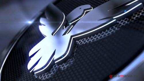 Metallic 3D Logo Reveal - After Effects Project (Videohive)