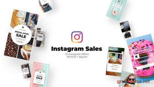 Instagram Stories 22493808 - After Effects Project (Videohive)