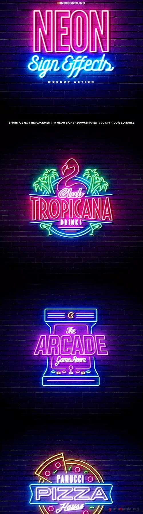 Neon Sign Effects 23320789
