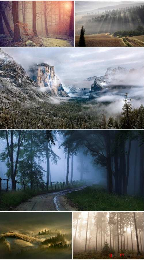 HD Fog wallpapers (Pack 7)