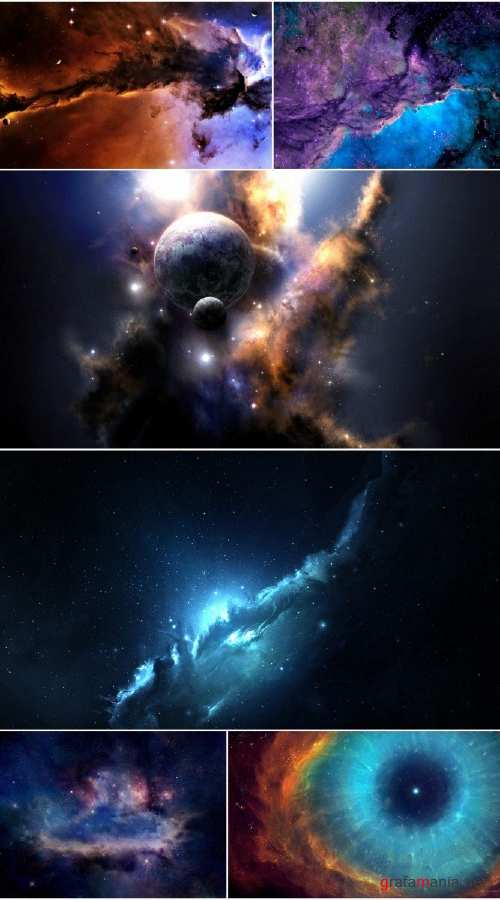HD Space wallpapers (Part 24)