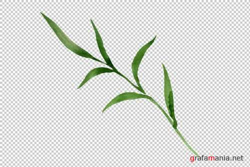 Wildflower lemon lily PNG watercolor - 3050355