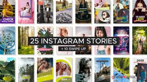 Instagram Story Templates - After Effects Project (Videohive)