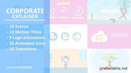 Explainer Video - After Effects Project (Videohive)