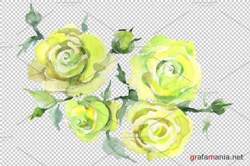 Bouquet with roses romance - 3713032