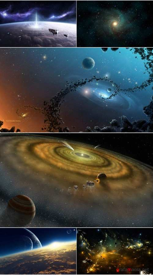 Space wallpapers (Part 28)