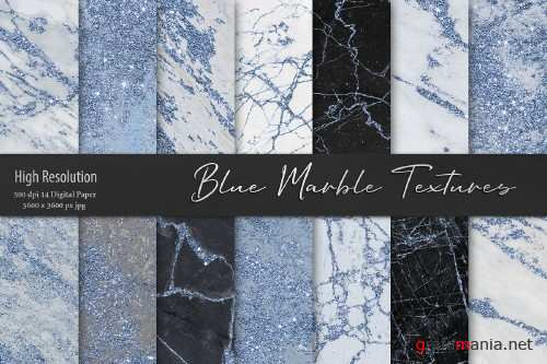 Blue Marble Textures