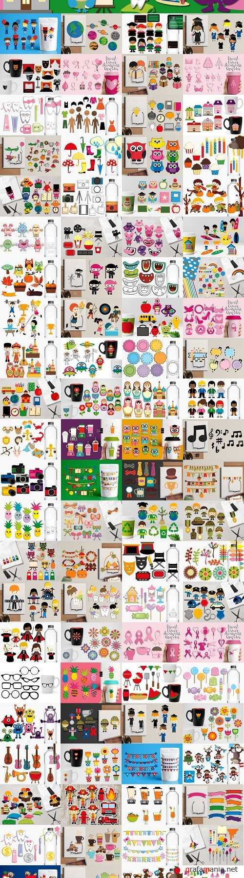 The Crafty Design Collection