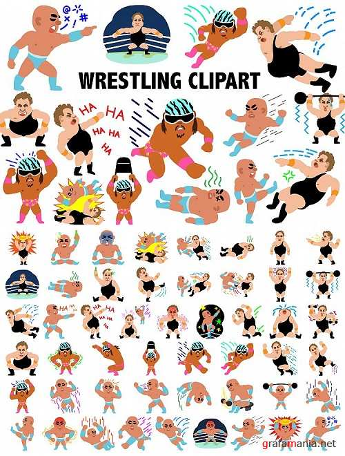 Professional Wrestling Icons - 270210