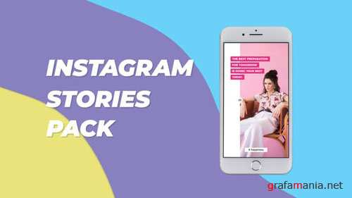 Instagram Stories Pack 22078398 - After Effects Project (Videohive)