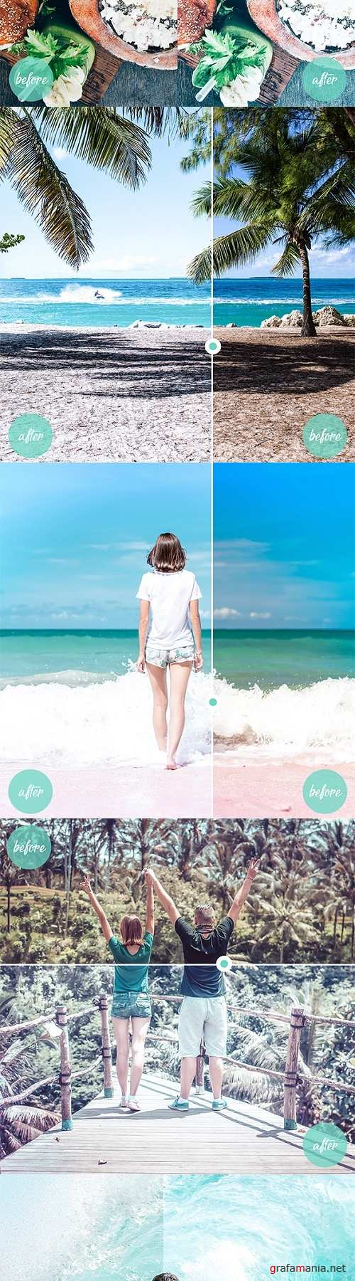 Hey Bali Mobile Lightroom Preset - 23723397