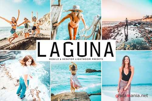 Laguna Mobile & Desktop Lightroom Presets