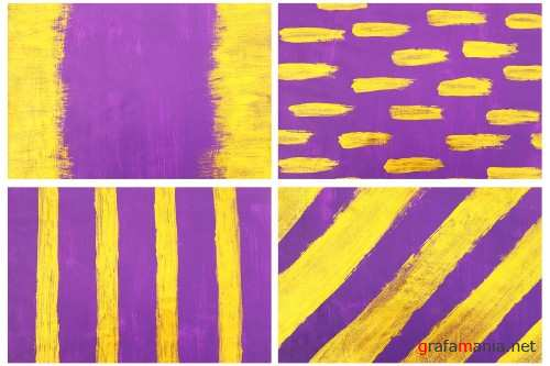 Gold Purple Backgrounds - 3951857