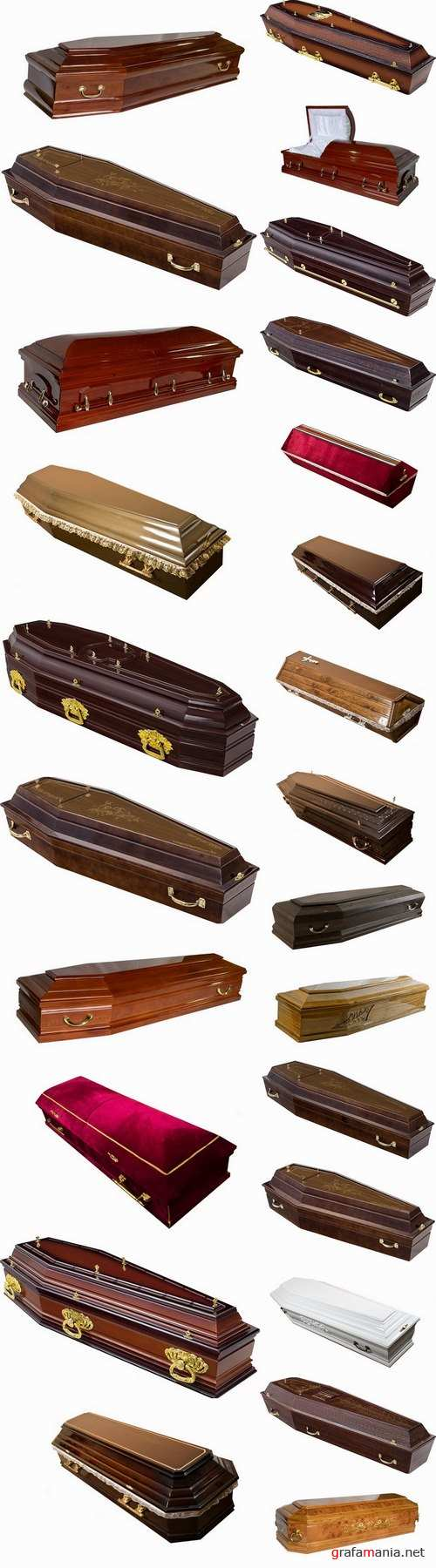 Coffin and precious wood 25 HQ Jpeg