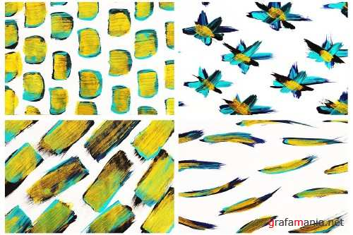 Black Blue Gold Abstract Backgrounds - 3967320
