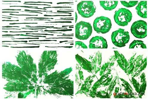Green Abstract Backgrounds - 3980159