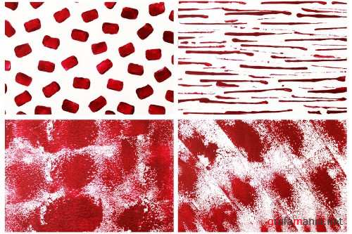 Burgundy Abstract Backgrounds 3977592