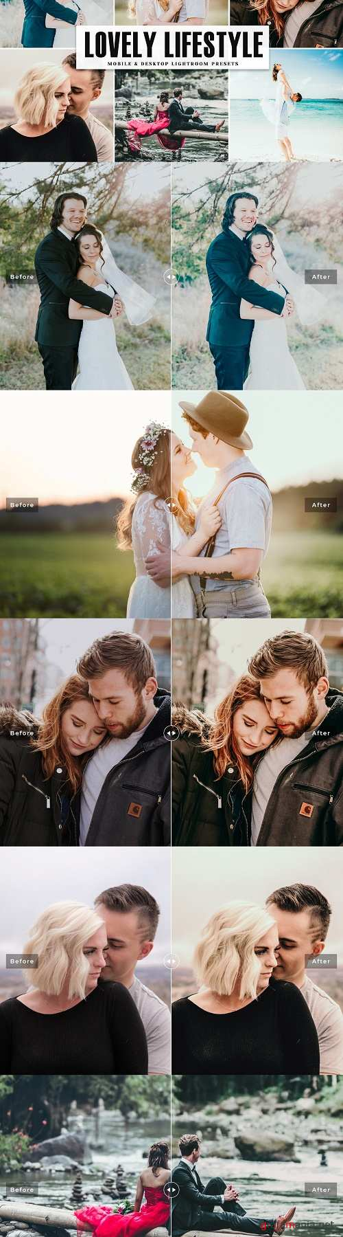 Lovely Lifestyle Lightroom Presets - 4041696