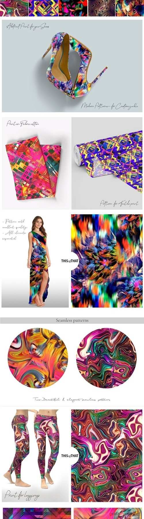 Abstract Prints - 3499745