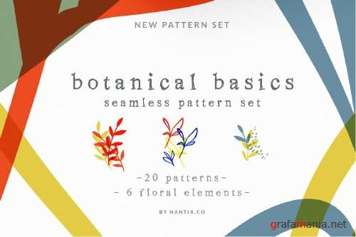 Botanical Basics Pattern Set - 4048140