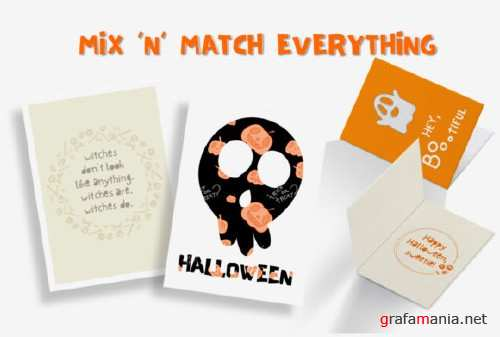 The Adorably Scary Design Kit Graphic