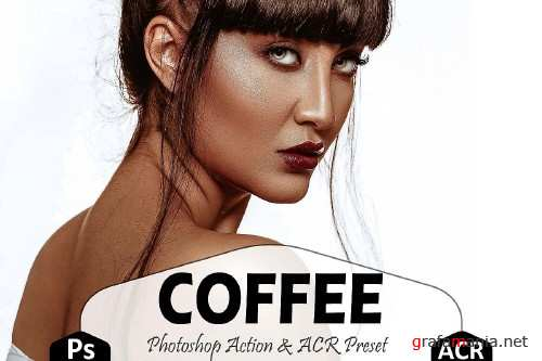 Coffee Photoshop Actions And ACR Presets, instagram preset - 370048