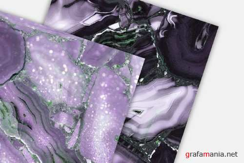 Marble Abstract Christmas Background - 4046206 - Purple Marble Textures
