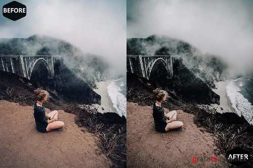 Moody Photoshop Actions And ACR Presets, instagram modern Ps - 392424