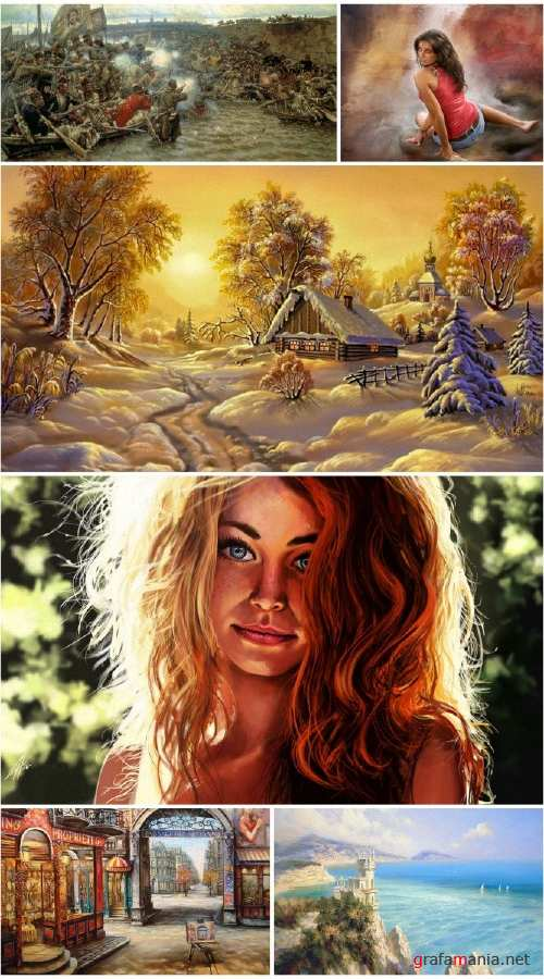 Beautiful painting art collection 3
