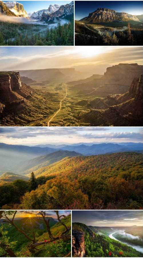 Beautiful landscapes HD collection 10