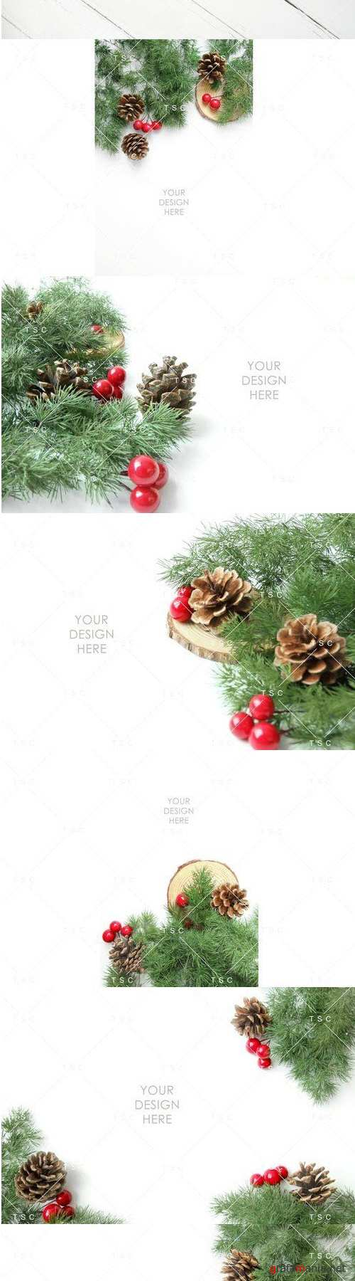 Christmas Stock Photo Bundle - 4316181