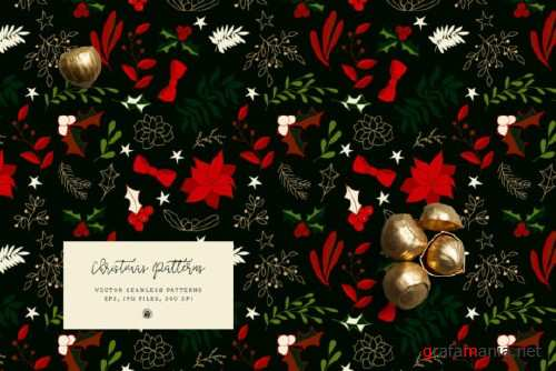 Christmas Patterns Vol. 2