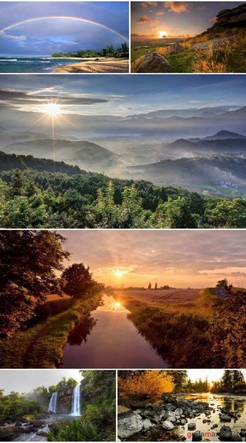 Best nature wallpapers (Part 186)
