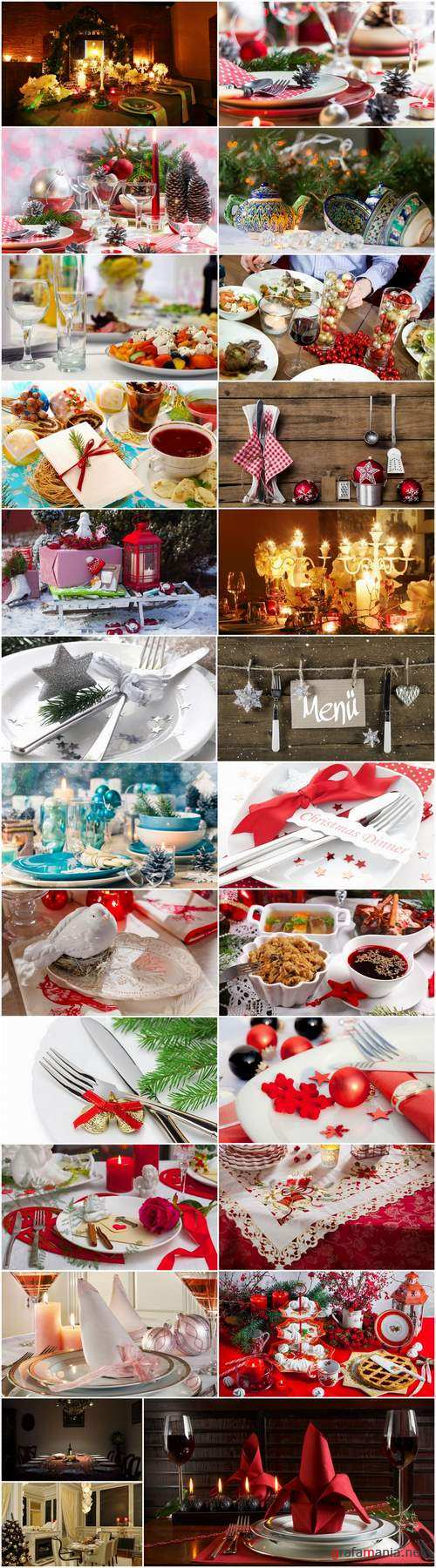 Table setting banquet celebration feast fork spoon table Pibor 25 HQ Jpeg