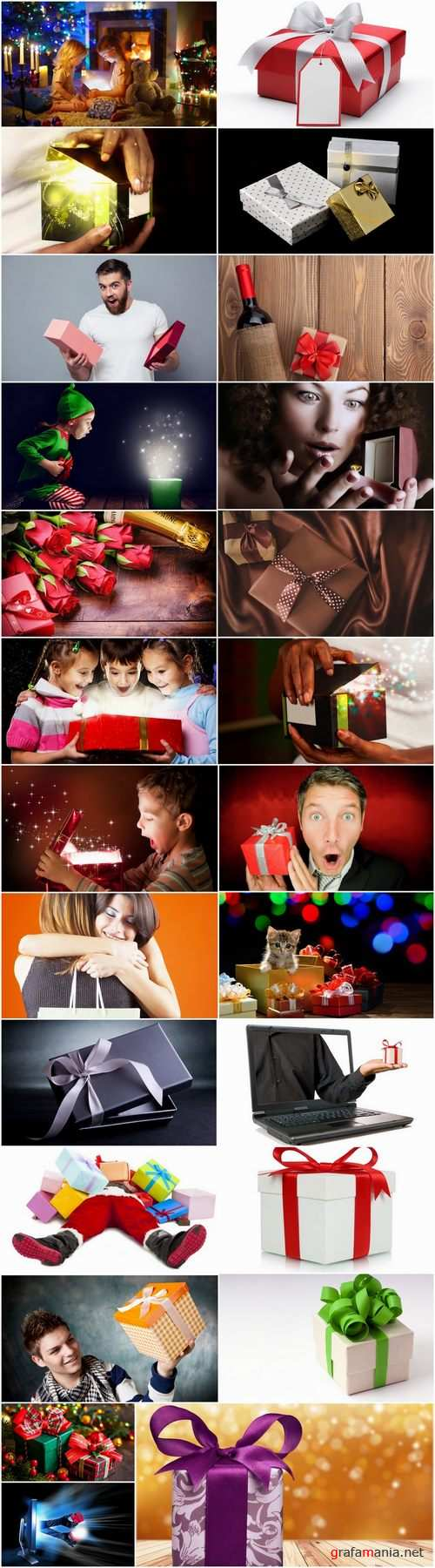 Gift box surprise holiday joy 25 HQ Jpeg