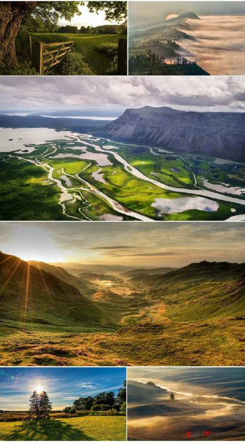 Beautiful landscapes HD collection 32